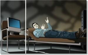 online terapi illustrasyonu