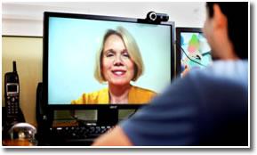 online terapi seansı